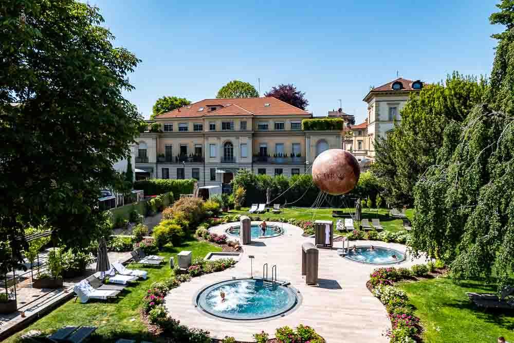 Una giornata di relax : QC Terme Torino