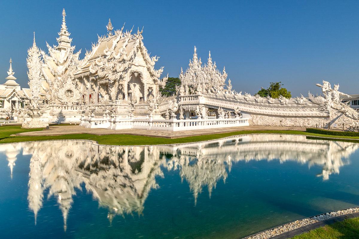 Terza settimana di viaggio: si vola a Nord della Thailandia