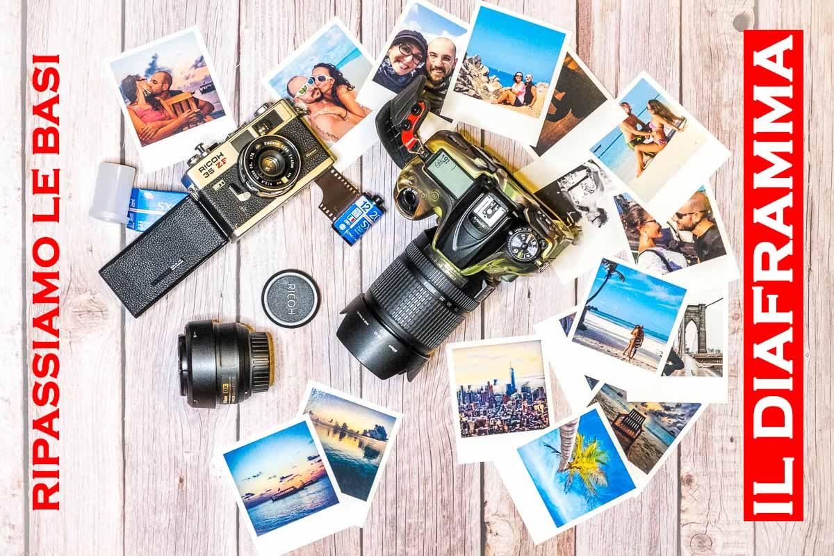 Ripassiamo le basi: Il Diaframma in fotografia