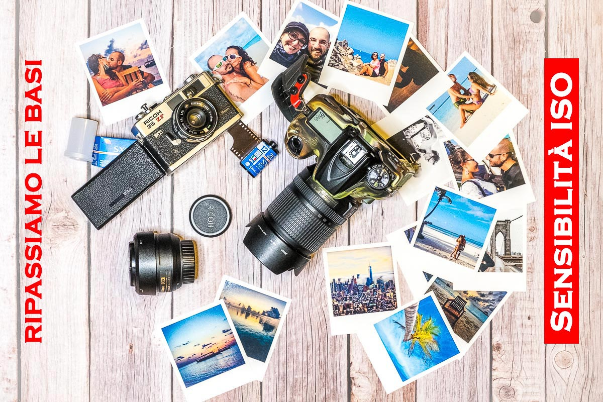 Ripassiamo le basi: La sensibilità ISO in fotografia