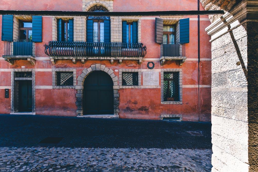 Casa di Eleonora Duse Asolo 2 Cuori in Viaggio