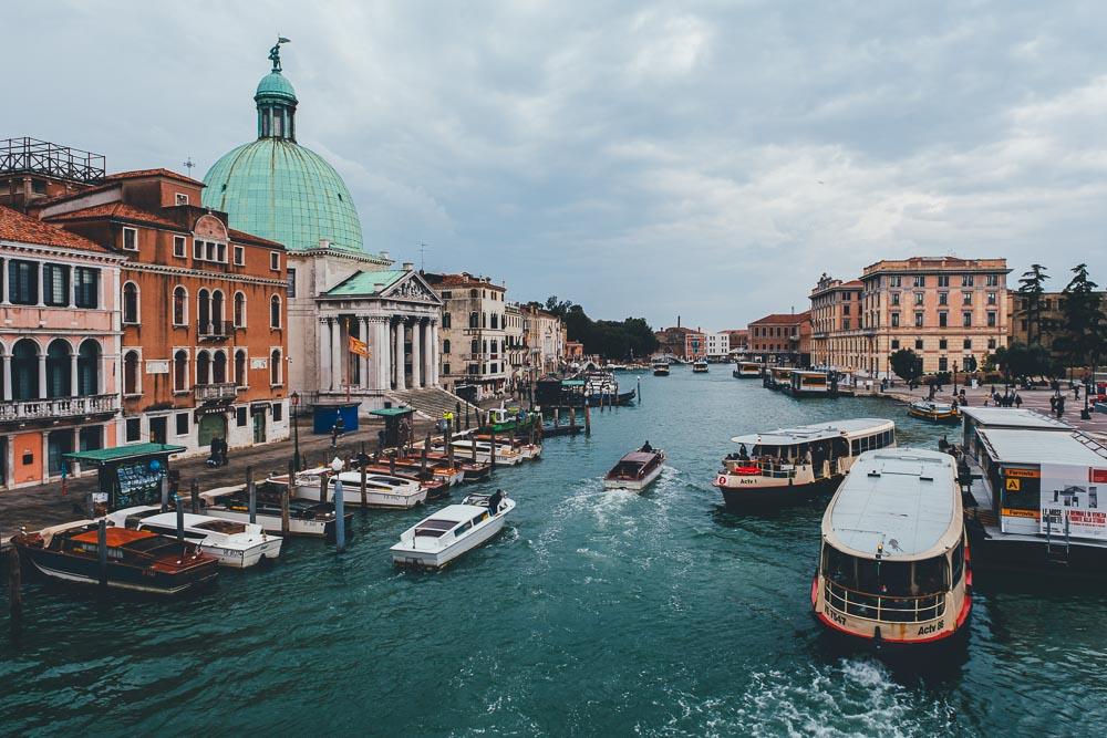 Cosa vedere a Venezia Canal Grande 2 Cuori in Viaggio