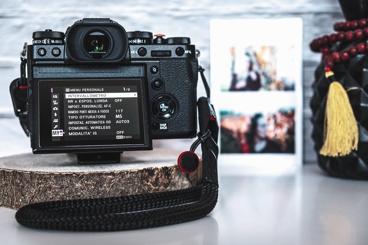 Fujifilm MyMenu e QMenu