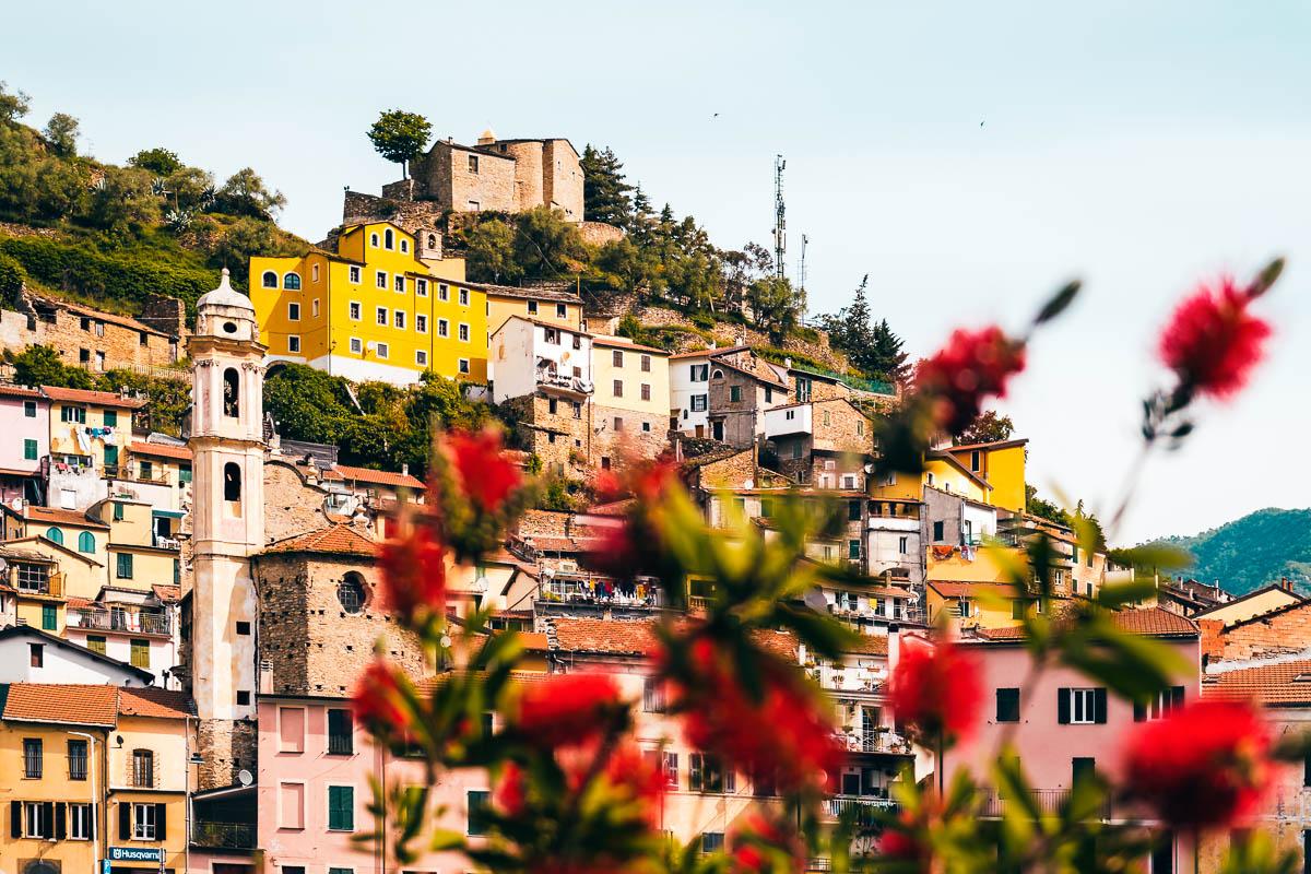 Cosa vedere in Valle Argentina: i borghi della Liguria