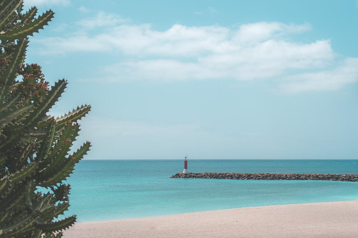 Spiagge a Fuerteventura Puerto del Rosario