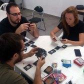 Element, juego de cartas.