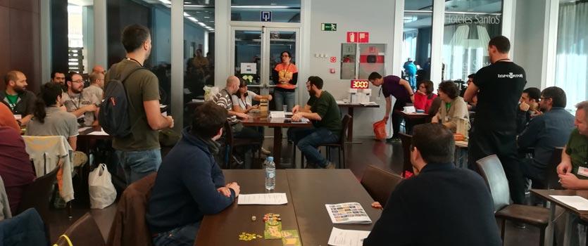 playtesting organizado en PyT2018