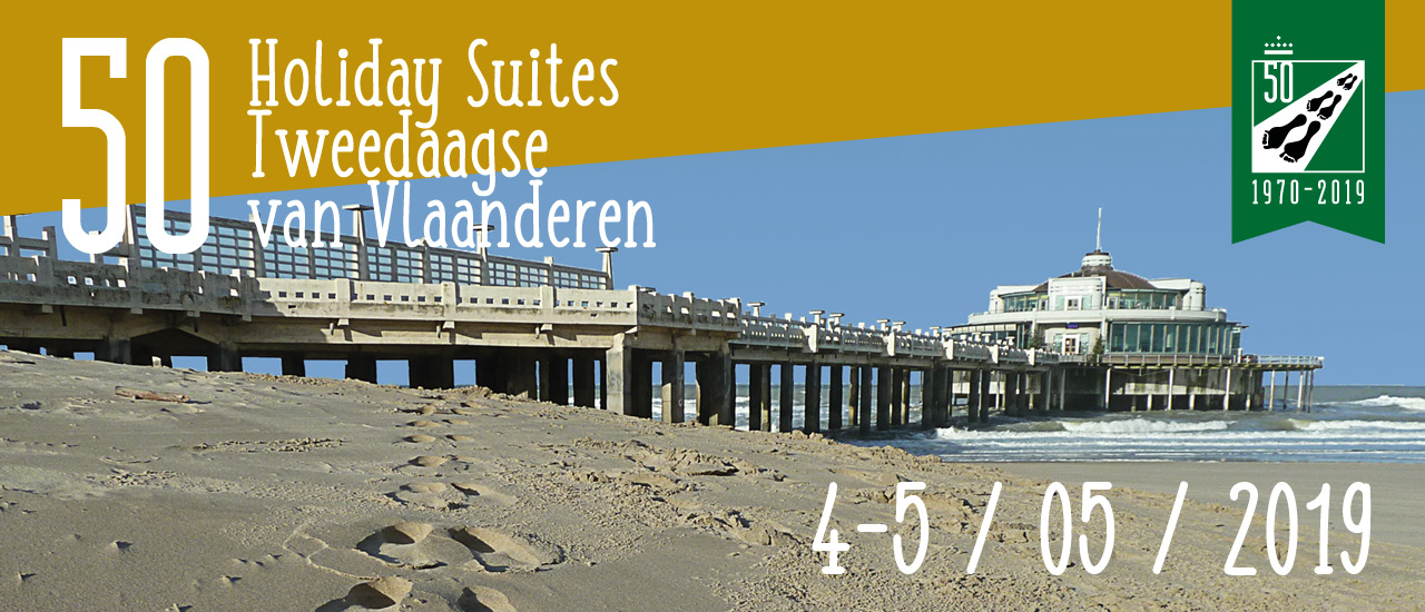 50ste Holiday Suites Tweedaagse