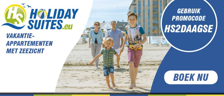Holiday Suites - 10% korting
