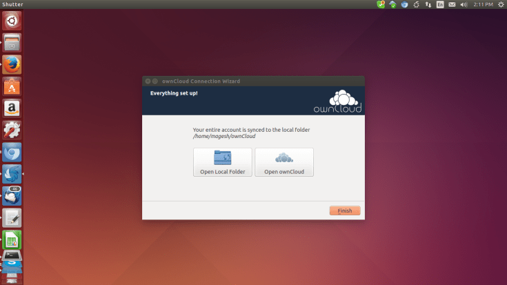 installation-and-configuration-of-owncloud-desktop-sync-client-in-linux-7
