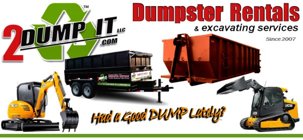 St Louis Dumpster Rental and Excavating Services