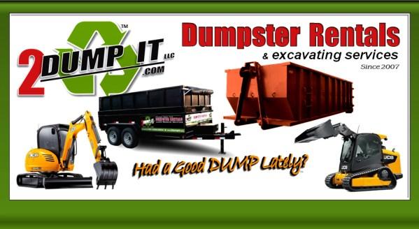 2 DUMP IT Dumpsters Dumpster Rentals St Louis MO