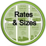 Dumpster Sizes - Dumpster Prices St Louis MO