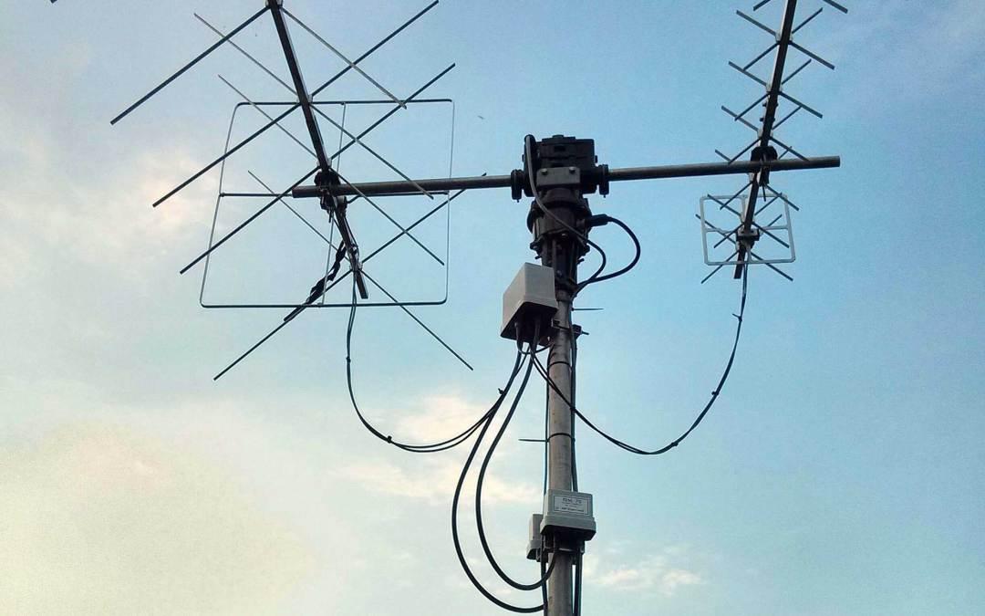 AMSAT Antenna Upgrades