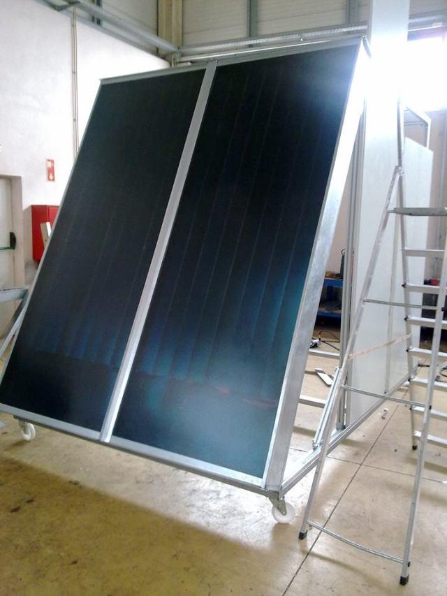 fabrication séchoir solaire