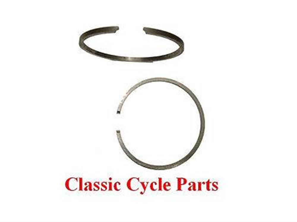 Puch Moped Piston Rings Set 38mm x 2.0mm Maxi Sport