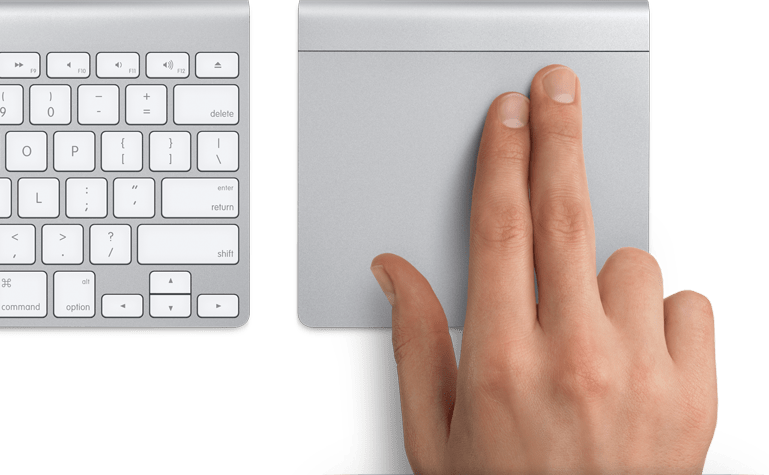 TrackPad Gestures