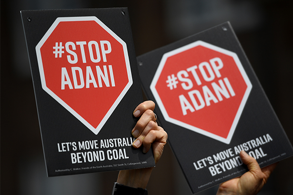 Adani to finance Carmichael mine and rail project