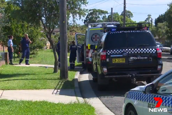 Baby dies after being found unresponsive in hot vehicle  in Sydney's west