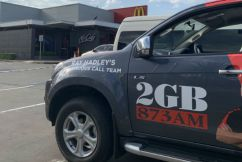 Fan Day- McDonald's Gladesville