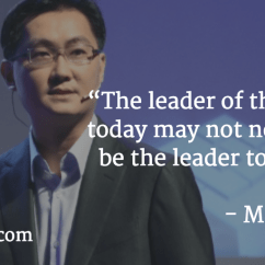 Executive Chairman Vs Ceo Chair Leg Covers 5 Chinese Tech Leaders To Follow Closely - 2geeks1city