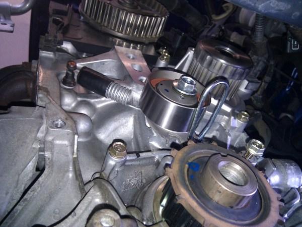 Honda Civic Timing Belt Replacement