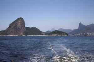 Baie de Guanabara, aujourd'hui