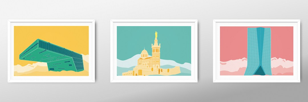 Illustrations Marseille