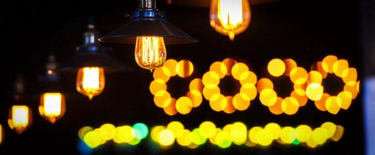 2Hawk Vineyard and Winery Tasting Room Dazzling Lanterns