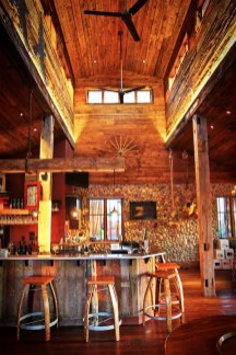 2Hawk Vineyard and Winery Tasting Room Ceiling to Floor Restoration with Reclaimed Materials