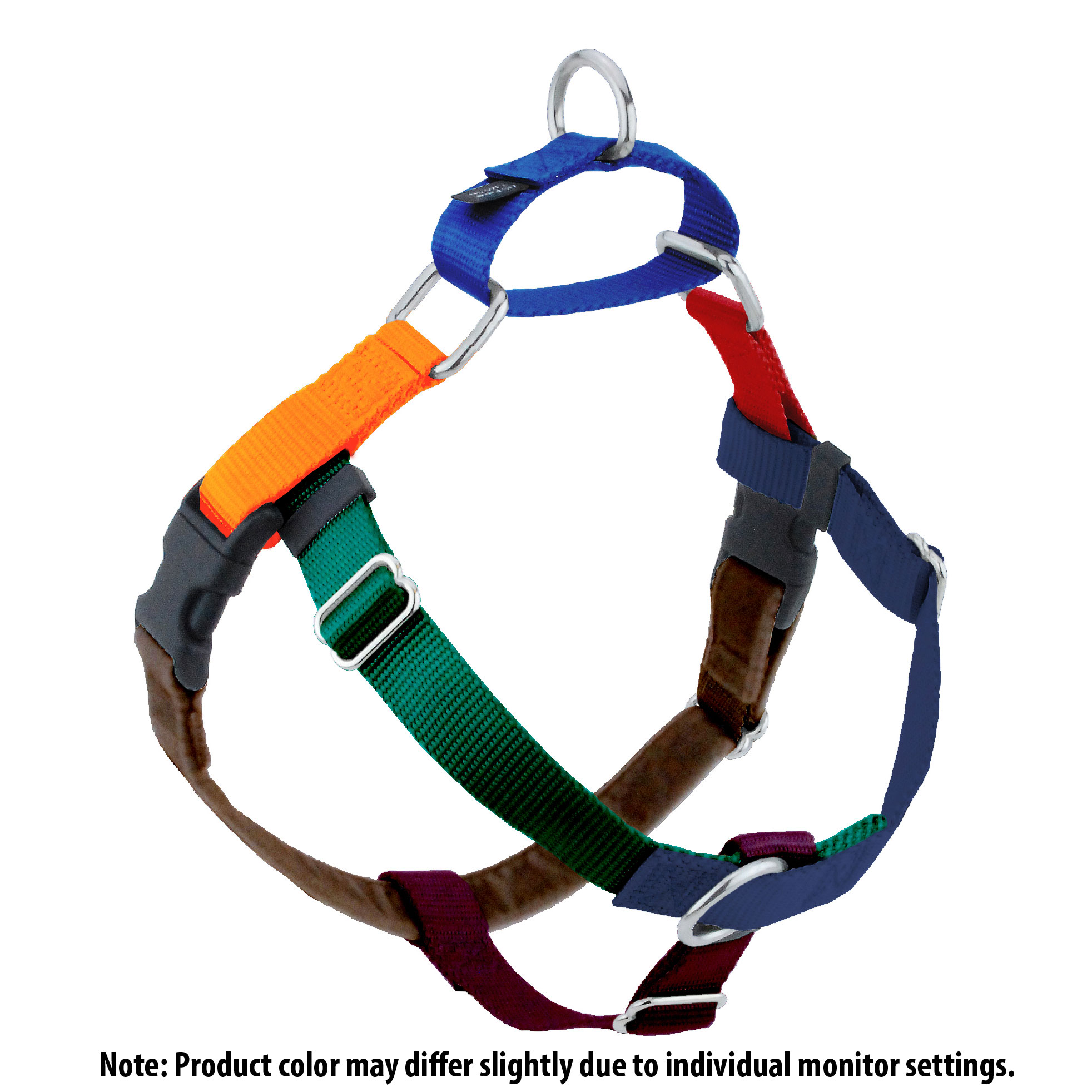 hight resolution of jellybean spice freedom no pull dog harness