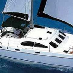 Standard Sofa Table Length Stanton Dfs Prestige 38 Catamaran By Broadblue Marine