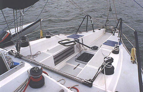 Used Condor 40 trimaran for sale by owner  DARE