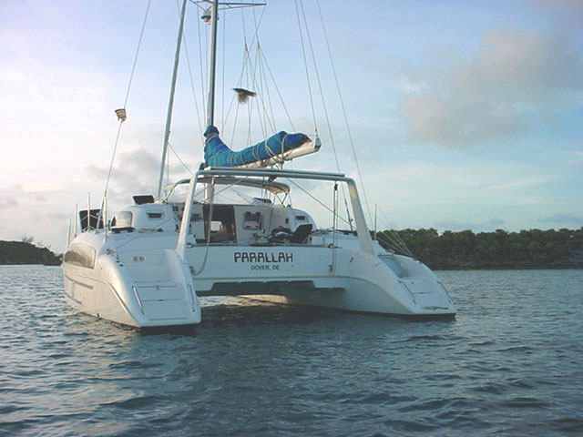 Used Corsair 3600 Catamaran For Sale Parallax