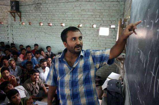 Anand Kumar of Super 30