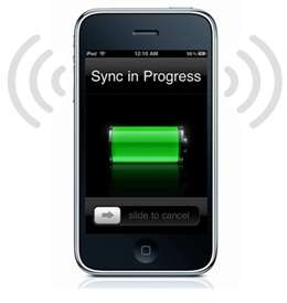 Sync your iphone with Linux wirelessly