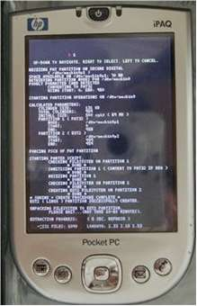 How to Install Linux on Your iPaq?