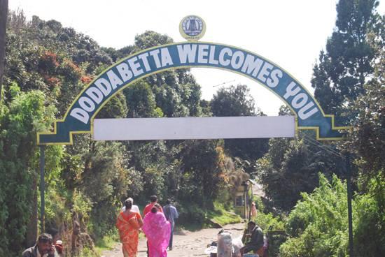 Doddabetta Peak, Ooty