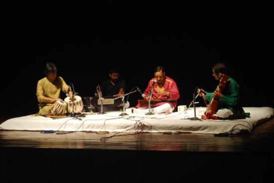 Live thumri concert