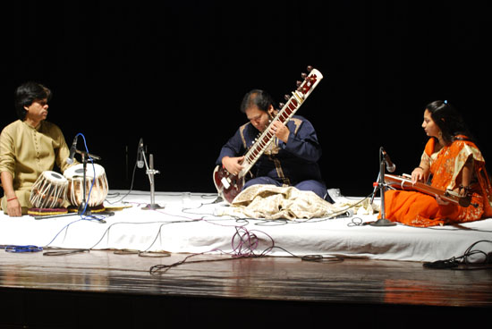 Live Sitar Concert