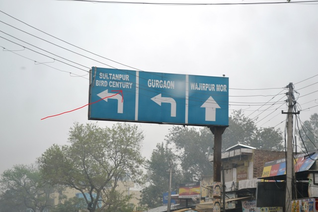 Gurgaon Jhajjar Road