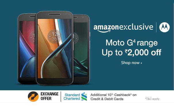 Moto G Offers