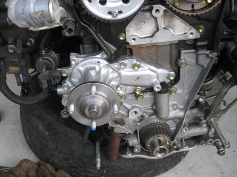 Toyota       Supra    NATT Conversion     Aristo    Engine    Differences