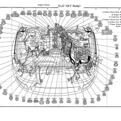 7mgte Wiring Harness Diagram 1955 Chevy Truck Headlight Switch Supra 2jzgte Vvti Diagrams (97.8-02) - 2jzgarage