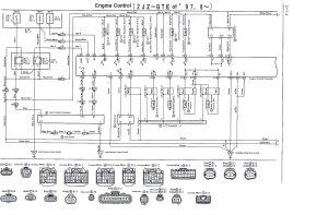 Supra 2JZGTE VVTI Wiring Diagrams (97802)  2JZGARAGE