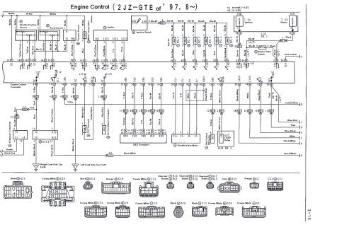 small resolution of toyota supra ecu wiring diagram wiring diagram2jz wiring diagram online wiring diagram dataecu wiring diagram toyota