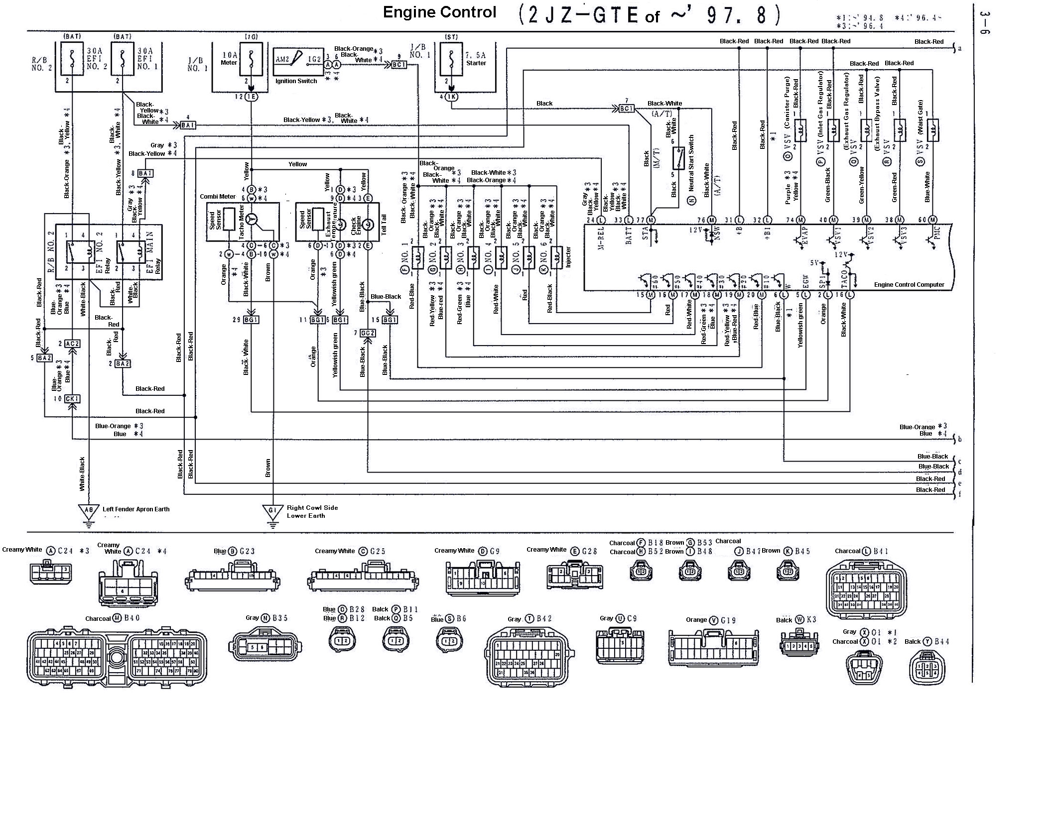 1jzgte vvti alternator wiring diagram range plug 2jzgte