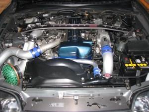 Toyota Supra NATT Conversion  Summary – Part 1  2JZGARAGE