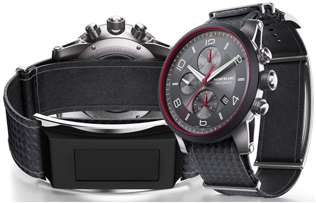 Best Selling Watches for Men 2016 - Montblanc Time walker Urban