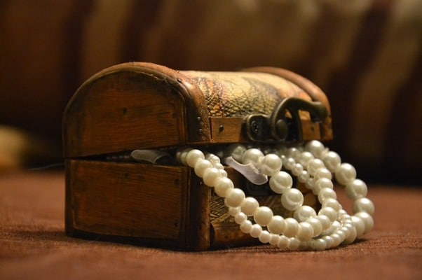 Pearl Jewelry – Treasures of the Sea